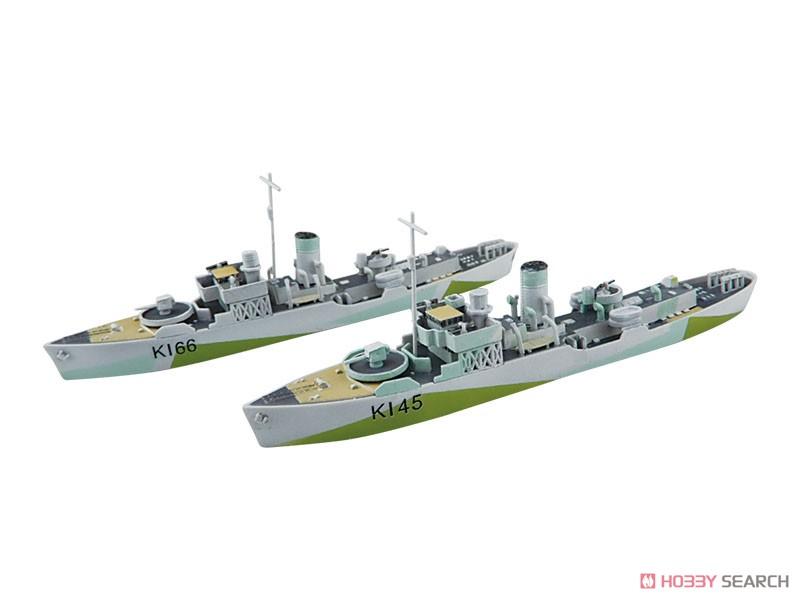 英国海軍重巡洋艦 エクセタ- 大西洋船団護送作戦 (プラモデル)