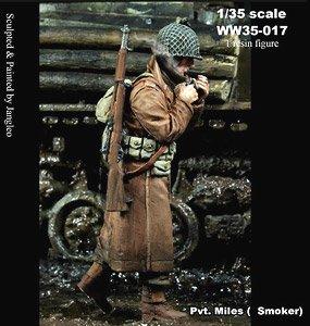 WWII米 マイルズ 一等兵 (プラモ...