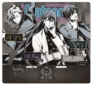 Hypnosismic -Division Rap Battle- Acrylic Smartphone Stand