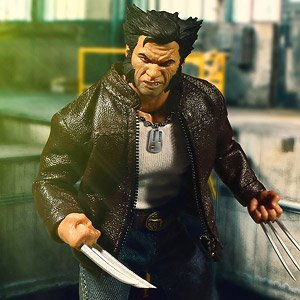 One:12 Collective Marvel Comics Old Man Logan 1:12 Scale FIGURE Mezco IN STOCK