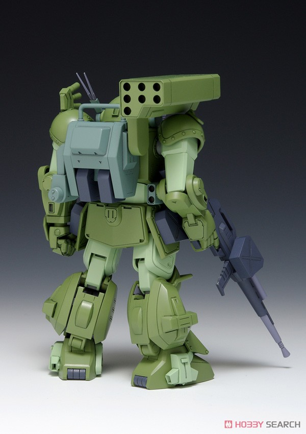 Scopedog Turbor Custom [ST Version] (Plastic model) Item picture3
