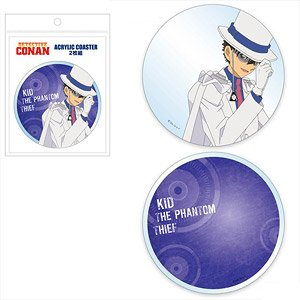 Detective Conan Acrylic coaster (Kid the Phantom Thief