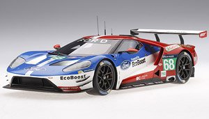 Ford Gt 68 Lmgte Pro 2016 Le Mans 24 Hour Winner Ford Chip Ganassi Team Usa Diecast Car Hobbysearch Diecast Car Store