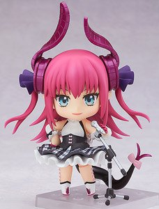 Nendoroid Lancer/Elizabeth Bathory (PVC Figure)
