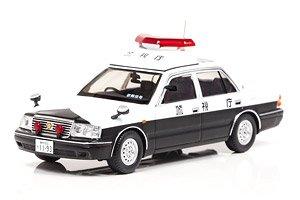 トヨタ クラウン (GS151Z) 2000 警視庁所轄署地域警ら車両 (歌舞伎号) (ミニカー)