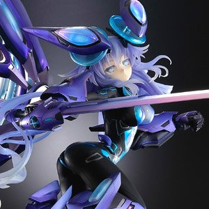 Next Purple Processor Unit Full Ver. (PVC Figure)