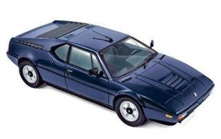 1:18 Norev Voiture Model Car 183224 BMW M1 1980 Blue