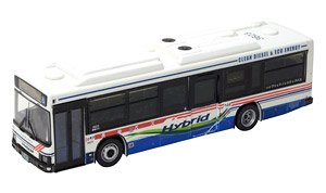 The All Japan Bus Collection 80 [JH031] Nagasaki Motor Bus (Model Train)