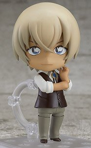 *Secondary Re-release Nendoroid Toru Amuro (PVC Figure)