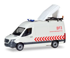 HO 1:87 Mercedes Sprinter Cargo Van