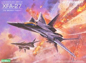 XFA-27 (For Modelers Edition) (プラモデル)