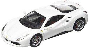Ferrari 488 Gtb White Diecast Car Hobbysearch Diecast Car Store