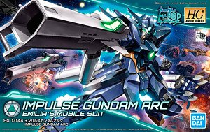 Impulse Gundam Arc (HGBD) (Gundam Model Kits)