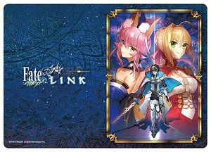 Fate/Extella Link A3 Clear Desk Mat 1 (Anime Toy)