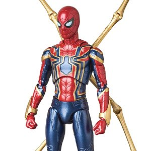 Mafex No.081 Iron Spider (Completed)