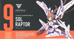 SOL Raptor (Plastic model)