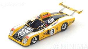 Alpine Renault A442 No.19 Le Mans 1976 J.-P.Jabouille P.Tambay J.Dolhem (ミニカー)