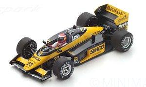 Minardi M187 No.23 US GP 1987 Adrian Campos (ミニカー)