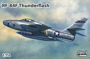 RF-84F サンダーフラッシュ パート1 (プラモデル)