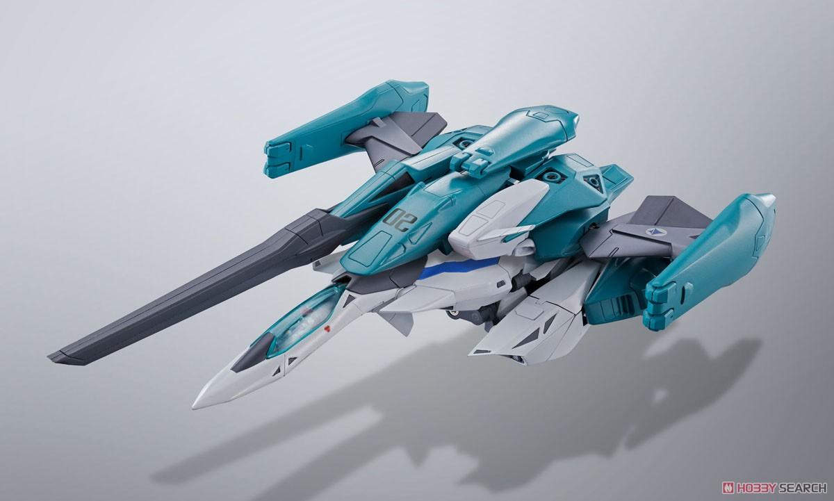 HI-METAL R VF-2SS バルキリーII+SAP (ネックス・ギルバート機) (完成品)