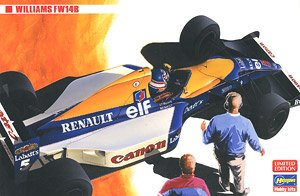 Williams FW14B (Model Car)