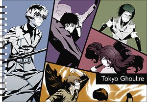 Tokyo Ghoul: Re Sketch Book (Anime Toy) - HobbySearch