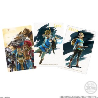 The Legend of Zelda: Breath of the Wild Card Candy (Set of 20)
