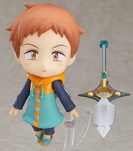 Nendoroid King (PVC Figure)