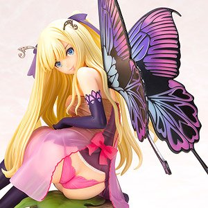 Tony`s Heroine Collection Annabel -Fairy of Ajisai- (PVC Figure)