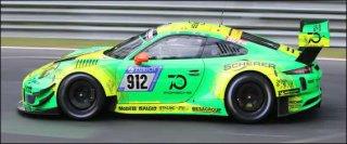 Porsche 911 GT3 R No.912 Manthey Racing Winner 24H Nürburgring 2018 Spark 1:18
