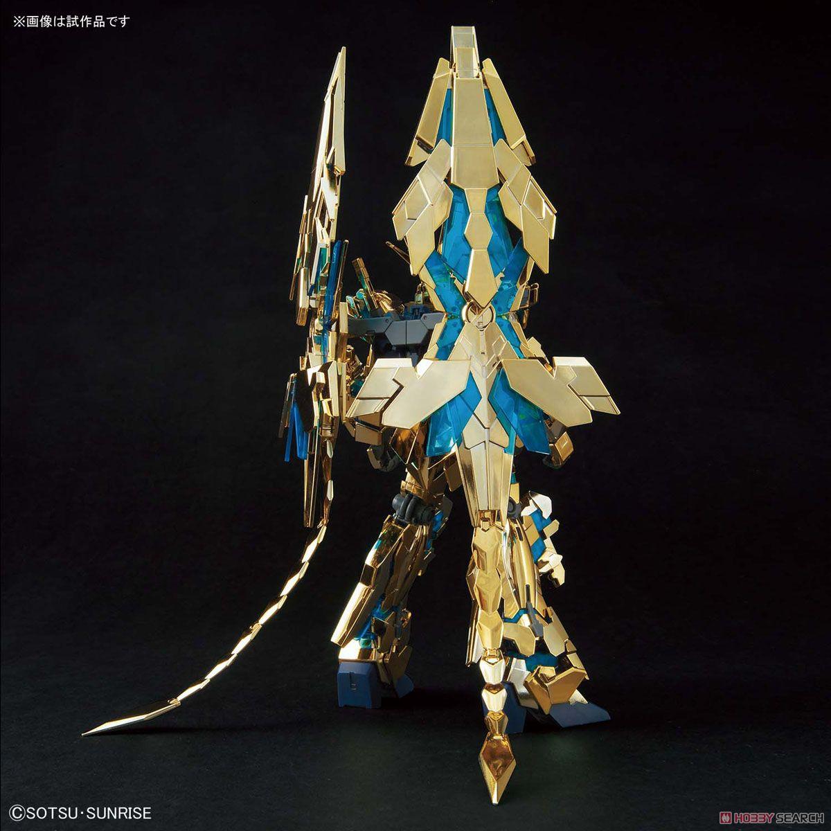 ユニコーンガンダム3号機 フェネクス (デストロイモード) (ナラティブver.) [ゴールドコーティング] (HGUC) (ガンプラ)