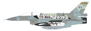 F-16D Fighting Falcon `Hellenic Air Force Tiger Meets 2018` (Pre-built Aircraft)
