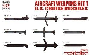 航空機用武装セット #1: 米軍巡航ミサイル (プラモデル)