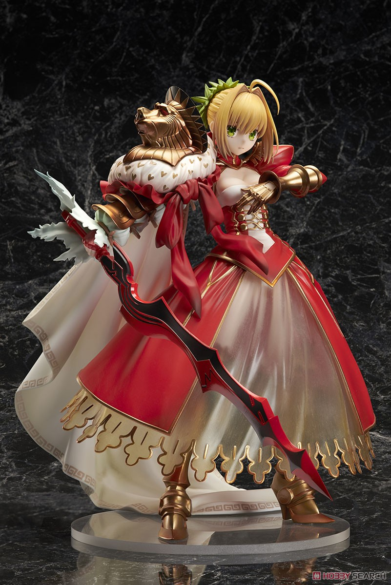 Saber/Nero Claudius [3rd Ascension] (PVC Figure) Item picture1