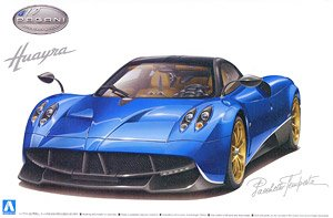 Pagani Huayra Pacchetto Tempesta (Model Car)