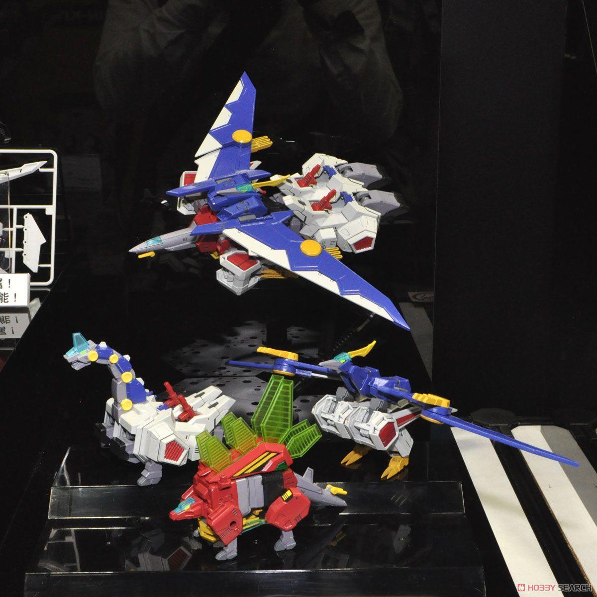 Go-Saurer (HG) (Plastic model) Other picture7