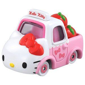 Dream Tomica No.152 Hello Kitty Apple Motor Lorry (Tomica) - HobbySearch Toy Store