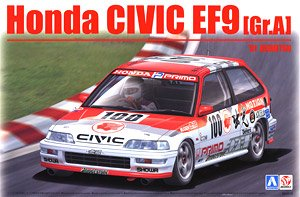 Honda Civic EF9 Gr.A `91 Idemitsu Ver. (Model Car)