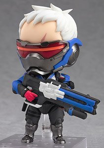 Nendoroid Soldier: 76: Classic Skin Edition (PVC Figure)