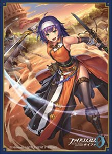 Fire Emblem 0 (Cipher) Mat Card Sleeve [Mia] (No.FE74) (Card Sleeve)