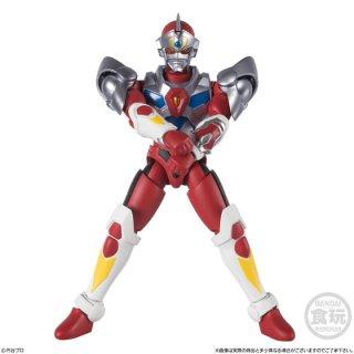 Bandai Super Mini-Pla Denkou Choujin Gridman 4Pack BOX CANDY TOY