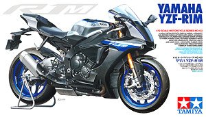 Yamaha YZF-R1M (Model Car)