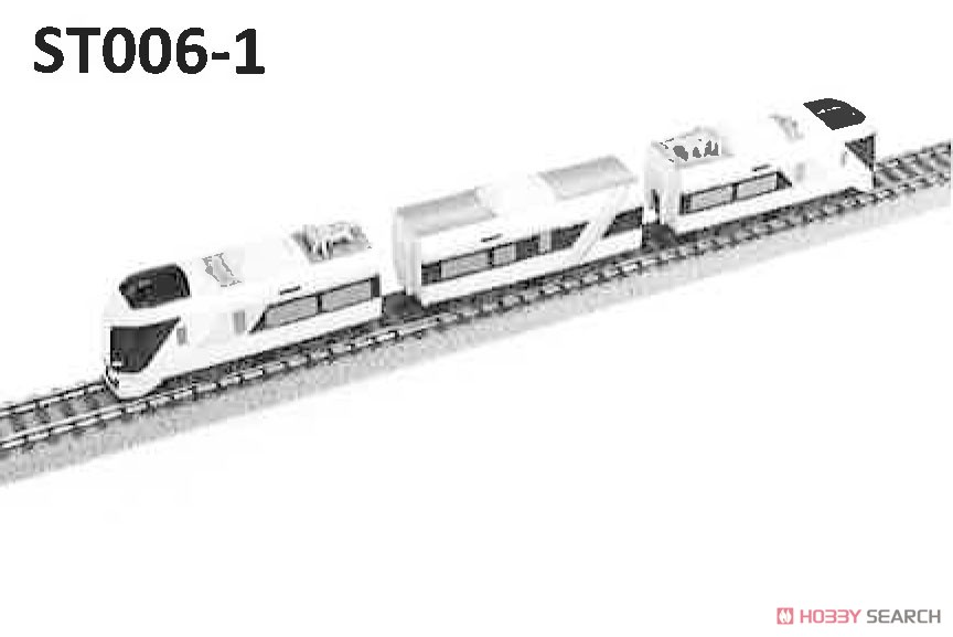 (Z) Z Shorty Series Tobu Series 500 Limited Express Revaty (Model Train) Item picture1