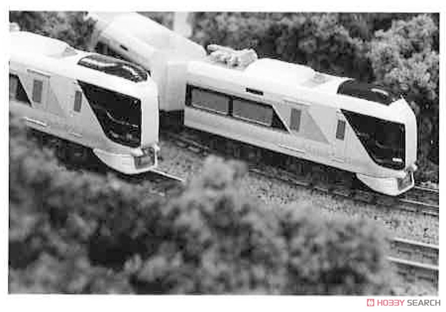 (Z) Z Shorty Series Tobu Series 500 Limited Express Revaty (Model Train) Other picture1