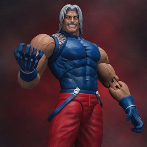 The King of Fighters `98 Ultimate Match Action Figure Omega Rugal (PVC Figure)