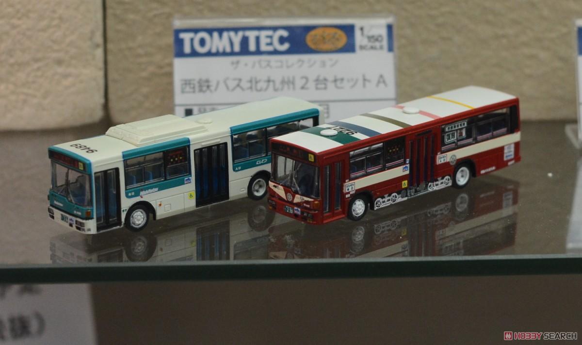 ザ・バスコレクション 西鉄バス北九州 2台セット A