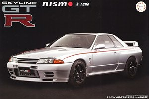 Nissan Skyline GT-R `89 Nismo S Tune (BNR32) (Model Car)