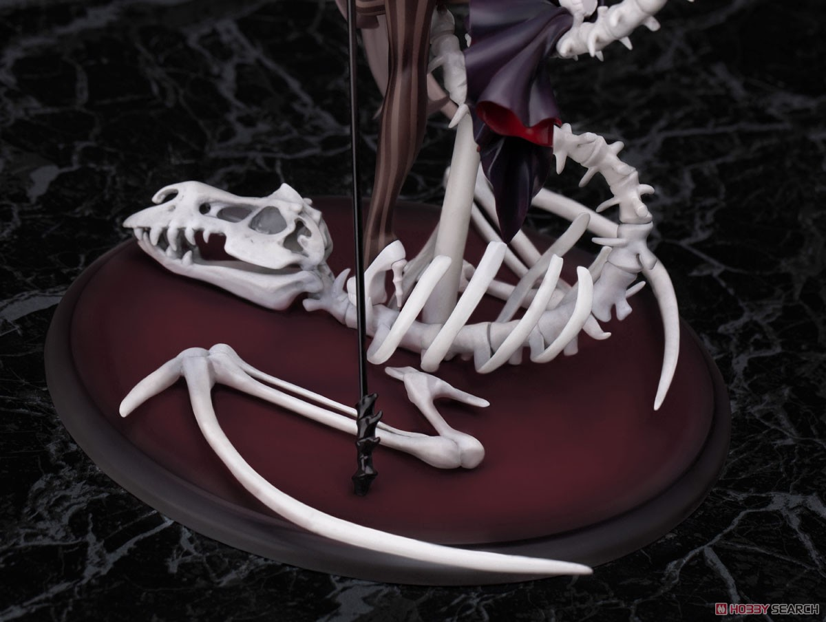 Wisteria Witch of the Night Lilith (PVC Figure) Item picture9