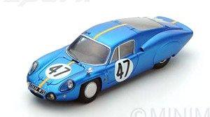 Alpine M64 No.47 Le Mans 1965 J. Vinatier R. de Lageneste (ミニカー)