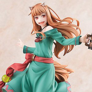 Holo: Spice and Wolf 10th Anniversary Ver. (PVC Figure)